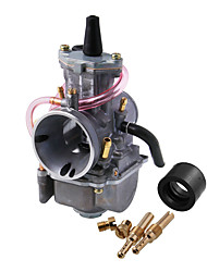 cheap -MB-FP015 34MM OEM OKO PWK Power Jet Carburetor Carb Universal For Racing ATV Quad Go Kart Dirt Pit Bike Motorcycle