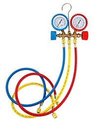 cheap -Refrigerant Manifold Gauge Set Air Conditioning Tools