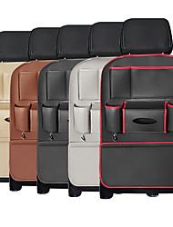 cheap -DeRanFu Standard Car Seat Back Organizer Multi-Pocket Travel Storage Bag 1109 Fourth Generation Seatback Pocket