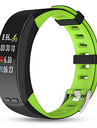 cheap -P5 Smart Wristband Built-in GPS Compatible with Android/ IOS/ Samsung Phones, Sports Tracker Support Heart Rate Monitor