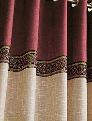 cheap -Custom Made Room Darkening Curtains Drapes Two Panels For Living Room
