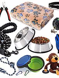 cheap -puppy starter kit dog supplies assortments dog bed blankets puppy training supplies