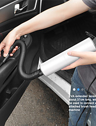 cheap -120W Auto Mini Car Vacuum Cleaner High Suction For Car Wet And Dry dual-use Vacuum Cleaner Handheld 12V Mini Car Vacuum Cleaner