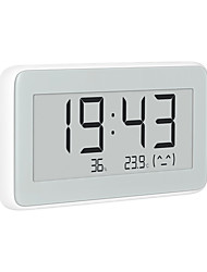cheap -Xiaomi Mijia Indoor Outdoor Hygrometer Thermometer pro BT 4.0 Wireless Smart Electric Digital Clock LCD Temperature Measuring Tools