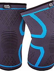 cheap -knee compression sleeve support, knee brace for arthritis pain & support for running, gym fitness, athletics, working out, sports, crossfit - men & women knee sleeve (pair) for home gym