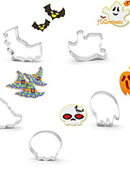 cheap -Halloween Party Halloween Baking Cookie Tools Cutters 4 or 5pcs Set