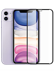 cheap -5 Pcs Apple Screen ProtectoriPhone 11 Pro Max High Definition (HD) Front Screen Protector Tempered Glass For iPhone XR iPhone XS MAX iPhone 7 Plus 8 Plus SE 2020