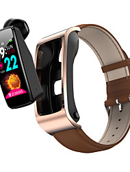 cheap -Smart WristBand & Wireless Earbuds 2 in 1,  Bluetooth Fitness Tracker for Samsung/ IOS/ Android Phones