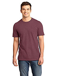 cheap -men's young very important tee s heathered cardinal