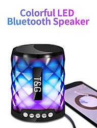cheap -Portable Wireless Bluetooth Speaker Bluetooth Mini Speaker Subwoofer Outdoor Music Bass Loudspeaker Support TF card FM