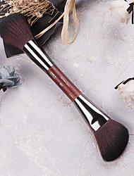 cheap -F158 double-headed multifunctional brush loose powder brush blush brush repairing brush makeup brush beauty tool brush color