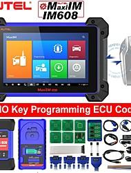 cheap -Autel MaxiIM IM608 Top Key Programming Diagnostic Tool for Programming ECU Coding 30 Service Functions with IMMO XP400 Key Programmer J2534 Reprogrammer