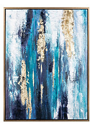 cheap -100% Hand-Painted Oil Painting On Canvas,Modern Abstract  Pattern,Oil Painting Paintings Art Abstract Mural Poster Wall Painting Design,Gallery Artwork for Living Room