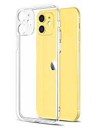 cheap -Lens Protection Clear Phone Case For iPhone 11 Case Silicone Soft Cover For iPhone 11 Pro XS Max X 8 7 6s Plus