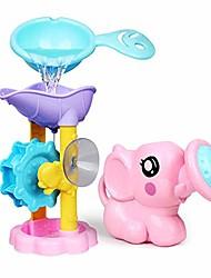 رخيصةأون -ألعاب حوض الاستحمام الكرتونية ، ألعاب الاستحمام في الحمام للأطفال الصغار فوق سن 1 ، يلعب الأطفال بعمر 1 سنة من العمر ، أفكار لعبة رش الماء على الحائط ، هدايا لأعياد الميلاد / يوم الأطفال (مجموعة ألعاب