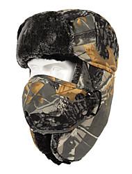 cheap -unisex women men trooper hat ear flap bomber hat winter fur hunting hat beige