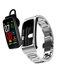 cheap -Bluetooth Smartwatch & Wireless Earbuds 2 in 1 Compatible with Android/ IOS/ Samsung Phones