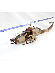 cheap -Helicopter Snake Helicopter Cobra Metal Alloy Teenager Teen All Boys' Girls' Toy Gift 1 pcs