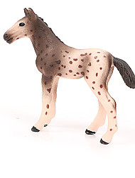 cheap -Animals Action Figure Horse Animals Simulation Silicon Rubber Teen Party Favors, Science Gift Education Toys for Kids and Adults