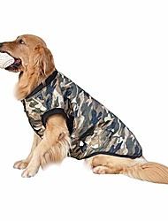 cheap -large dog clothes,camo dog jacket coat for big dogs,pet warm winter vest apparel, cute dog outfits costumes for medium and large dogs