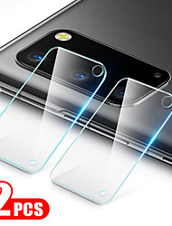 cheap -2Pcs Camera Lens Tempered Glass For Samsung Galaxy S20 Ultra S20 S20 Plus Glass Protector Film