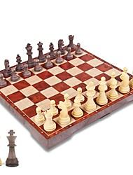 cheap -1 pcs Board Game Chess Game Plastic Kid's Adults' Boys' Girls' Toys Gifts