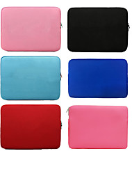 cheap -11.6 Inch Laptop / 13.3 Inch Laptop / 14 Inch Laptop Sleeve Polyester / Cotton Blend Solid Color / Novelty for Men for Women for Business Office Waterpoof Shock Proof
