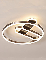 cheap -45/55 cm Simple Modern Bedroom Ceiling Lamp Household Light Luxury Ceiling Lamp Personality Study Ceiling Lamp