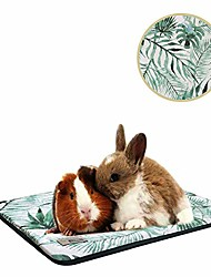 cheap -summer pet small animals bed, cool small animals pad resting cozy guinea pig pad playing kitty mat puppy rug for ferret pig squirrel rabbit chinchilla
