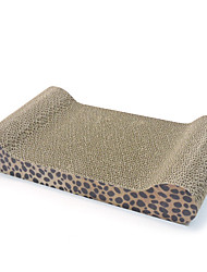 cheap -Catnip Beds Cat Cat Toy One-piece Suit 1 set Simple Pet Friendly Scratch Pad Formaldehyde Free Paraben Free Card Paper Cardboard Cardboard Paper Gift Pet Toy Pet Play