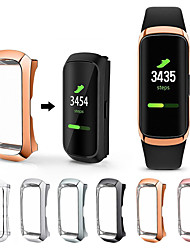 cheap -Case For Samsung Galaxy fit SM-R370 case cover bumper Screen Protector Full coverage TPU Protection