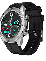 cheap -Q85 Hybrid-face Smartwatch for Android/ IOS/ Samsung Phones, Bluetooth Sport Tracker Support Heart Rate Monitor