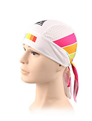 cheap -Mountainpeak Cycling Beanie / Hat Skull Cap Beanie Do Rag UV Resistant Breathable Quick Dry Sweat-wicking Bike / Cycling Violet Red / White Blue+Orange for Men's Women's Adults' Outdoor Exercise Bike