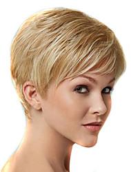 cheap -Bangs Retro Hair Bun Fashionable Design / Gift / Easy dressing Clip In Synthetic Hair Hair Piece Hair Extension Retro Natural Black