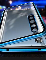 cheap -Metal Magnetic Case For Xiaomi Redmi K30 Pro / Xiaomi Mi 10 Pro / Redmi Note 9 Pro 360-degree Double Side Tempered Glass Metal  Cases Protect The Camera for Xiaomi Redmi 10X 5G