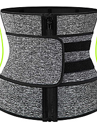 cheap -neopren sweat waist trainer corset for women weight loss with ykk zipper,trimmer belt body shaper cincher