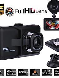 cheap -3 Inch Full HD 1080P Auto Rijden Recorder Voertuig Camera DVR EDR Dashcam Met Bewegingsdetectie Nachtzicht G sensor