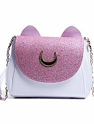 cheap -women moon sailor purses and handbags cute cat anime backpack fashion sequin satchel tote shoulder bag