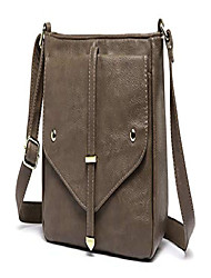 cheap -crossbody bags for women, vegan leather fashion handbag purse shoulder bag khaki