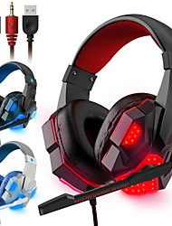 cheap -LITBest 830  Gaming Headset with Mic Led Light Gamer Headset   Over Ear Headset with Surround Sound Gamer Headset