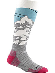 cheap -yeti ultra light otc sock - women's glacier medium