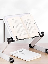 cheap -Pc Bookstand for Reading Portable Foldable 360 Degree Adjustable Bookend Stand Reading Book Stand Holder Document Holder Base