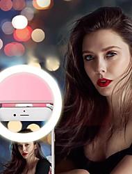 cheap -LED Selfie Ring Light USB charge Supplementary Lighting Selfie Enhancing Fill Light For Phones