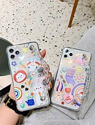 billige -etui til apple iphone 11 stødsikker / støvtæt bagcover ord / sætning / tegneserie tpu til case iphone 11 pro / 11 pro max / 7/8 / 7p / 8p / se 2020 / x / xs / xs max / xr