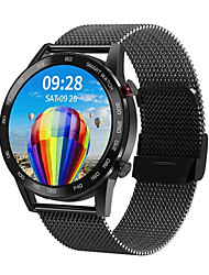 cheap -DT95 Hybrid-face Smartwatch Support Bluetooth Play Music &ECG,  IP68 Water-resistant Fitness Tracker Compatible with IOS/Samsung/Android Phones