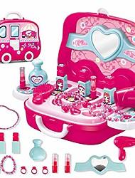 cheap -kids children role play toys set simulation kitchenware suitcase make up medical appliances bm88 style c