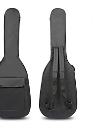 cheap -Professional Bags & Cases High Class Guitar Acoustic Guitar Electric Guitar New Instrument Nylon Musical Instrument Accessories Black