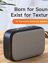 cheap -LITBest G2 Bluetooth Speaker Outdoor Portable Subwoofer USB Wireless Speakers 6D Stereo Home Music Surround TF-Card USB Flash Disk