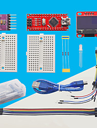 cheap -Apds-9960 Gesture Recognition Sensor Kit Nano Development Board OLED Display Kit Is Applicable To Arduino
