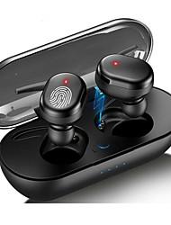 cheap -Business Earbuds Bluetooth 5.0 Earphone Ear Hook Stereo Mini Wireless Headphones Sport In-Ear Headset With Mic